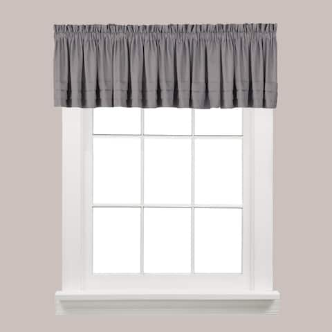 The Gray Barn Flinders Forge Valance in Dove Grey