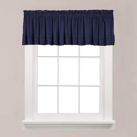 The Gray Barn Flinders Forge Valance in Navy