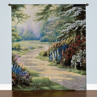 SKL Home Endless Summer 84 Inch Window Art Panel Pair