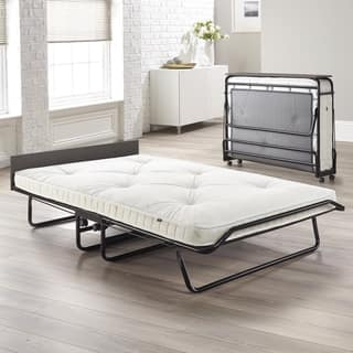 JAY-BE Visitor Oversize Folding Bed with Innerspring Mattress