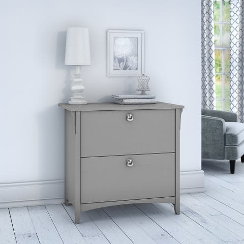 The Gray Barn Lowbridge Cape Cod Grey Lateral File Cabinet