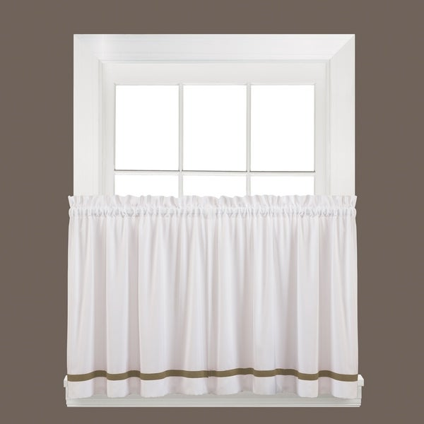 SKL Home Kate 36 Inch Tier Pair in Taupe