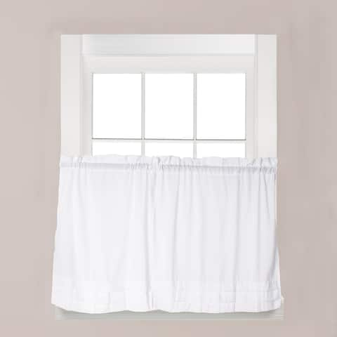 The Gray Barn Flinders Forge 45-inch Tier Pair in White