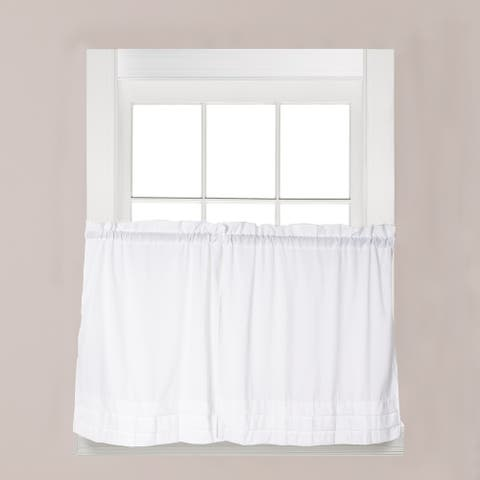 The Gray Barn Flinders Forge 36-inch Tier Pair in White