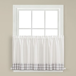 SKL Home Cumberland 36 inch Tier Pair in Dove Gray