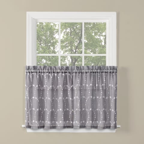 SKL Home Briarwood 24 inch Tier Pair in Dove Gray