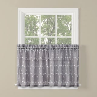 SKL Home Briarwood 36 inch Tier Pair in Dove Gray
