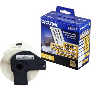 Brother DK1201 - Standard Address White Paper Labels