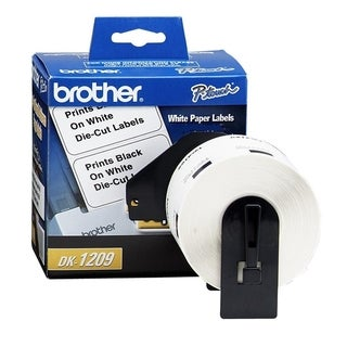 Brother DK1209 Small Address QL Printer Labels
