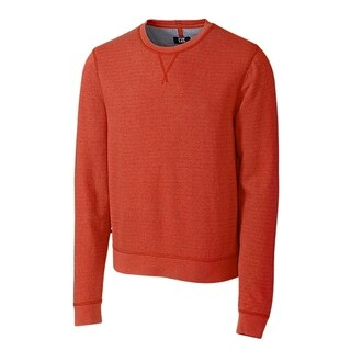 Cutter and Buck Long Sleeve Gleann Crew Golf Sweater