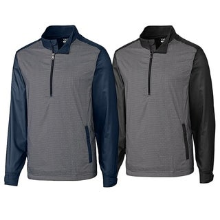 Cutter and Buck Acclaim Half Zip Golf Pullover