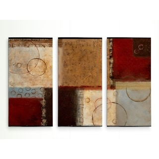 Seasons Go Round II-A Premium Multi Piece Art available in 3 sizes