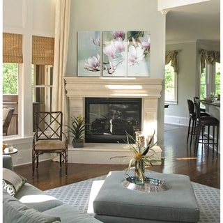 Magnolia Morning-A Premium Multi Piece Art available in 3 sizes