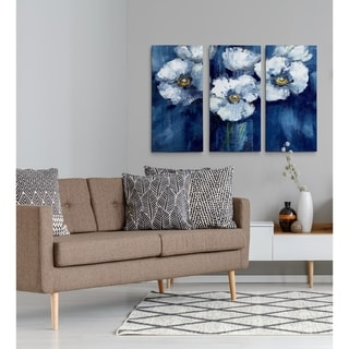 Blooming Poppies-A Premium Multi Piece Art available in 3 sizes