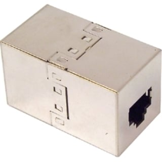 Belkin Metal Cat5 RJ45 In-line Coupler