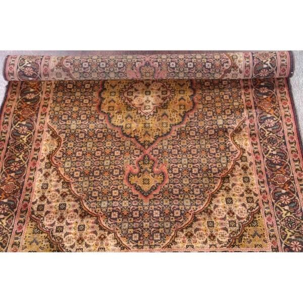 Hand Made Traditional Tabriz Mahi