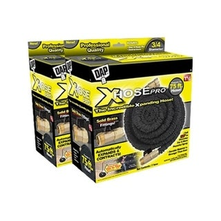 Xhose Pro New and Improved 75 Feet - Pack of 2