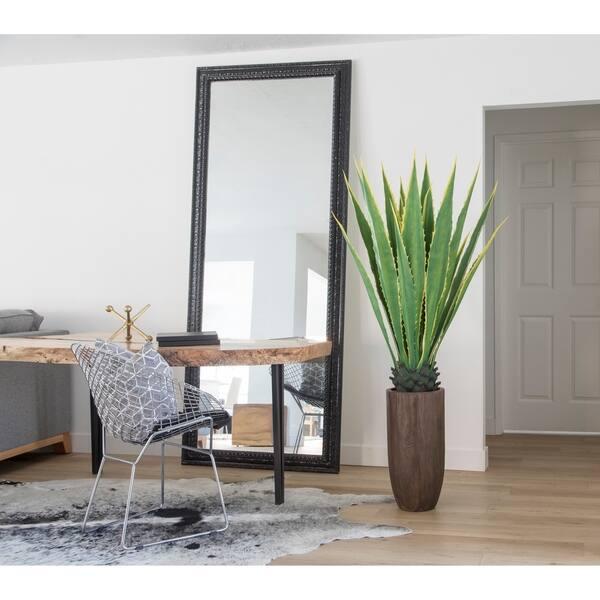 Fantastic Shop Laura Ashley 69 5 Agave Indoor Outdoor In Resin Dailytribune Chair Design For Home Dailytribuneorg
