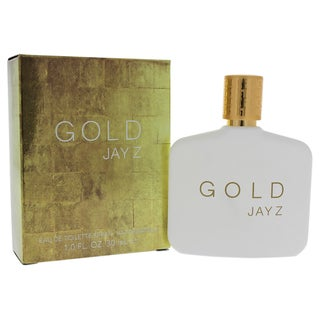 Jay Z Gold Jay Z Men's 1-ounce Eau de Toilette Spray