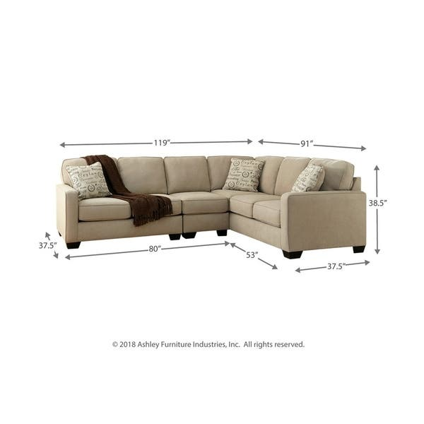 Fine Shop Alenya 3 Piece Quartz Sectional On Sale Free Lamtechconsult Wood Chair Design Ideas Lamtechconsultcom