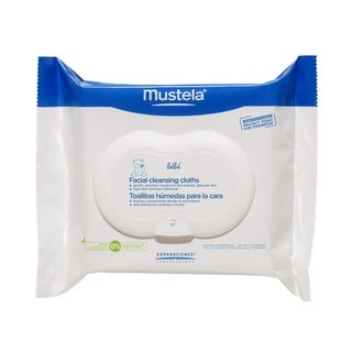Mustela Facial Cleansing Cloths - 25 Count - 6 Pack
