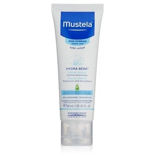 Mustela Hydra Bebe Facial Cream - 1.35 Ounce - 6 Pack