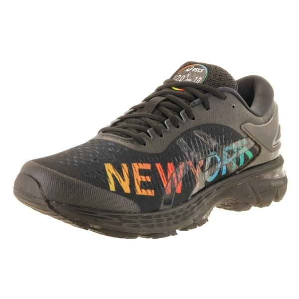 Shop Asics Men S Gel Kayano 25 Nyc Running Shoe Free