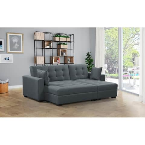 Enjoyable Buy Top Rated Grey Sectional Sofas Online At Overstock Home Remodeling Inspirations Propsscottssportslandcom