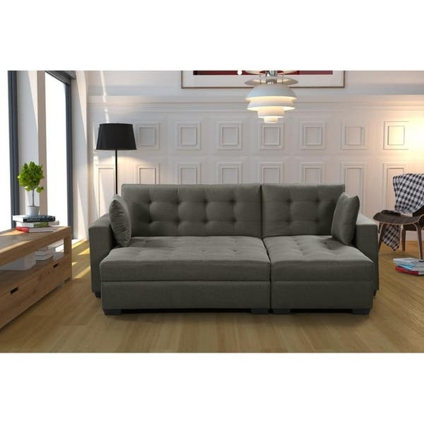 Pictures On Cordell Sleeper Sectional With Ottoman