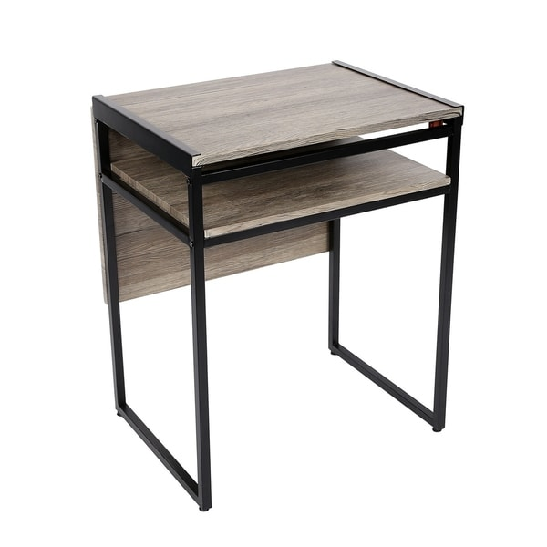 Emaster Small E Multi Functional Desk And Dining Table In Black Free Shipping Today 26273161