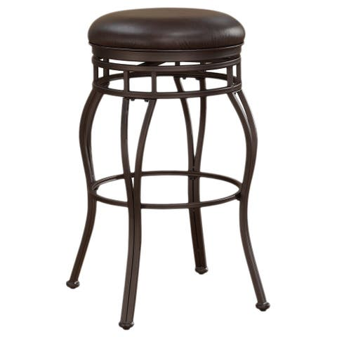 Valenti 34-inch Backless Extra Tall Bar Stool by Greyson Living (As Is Item)