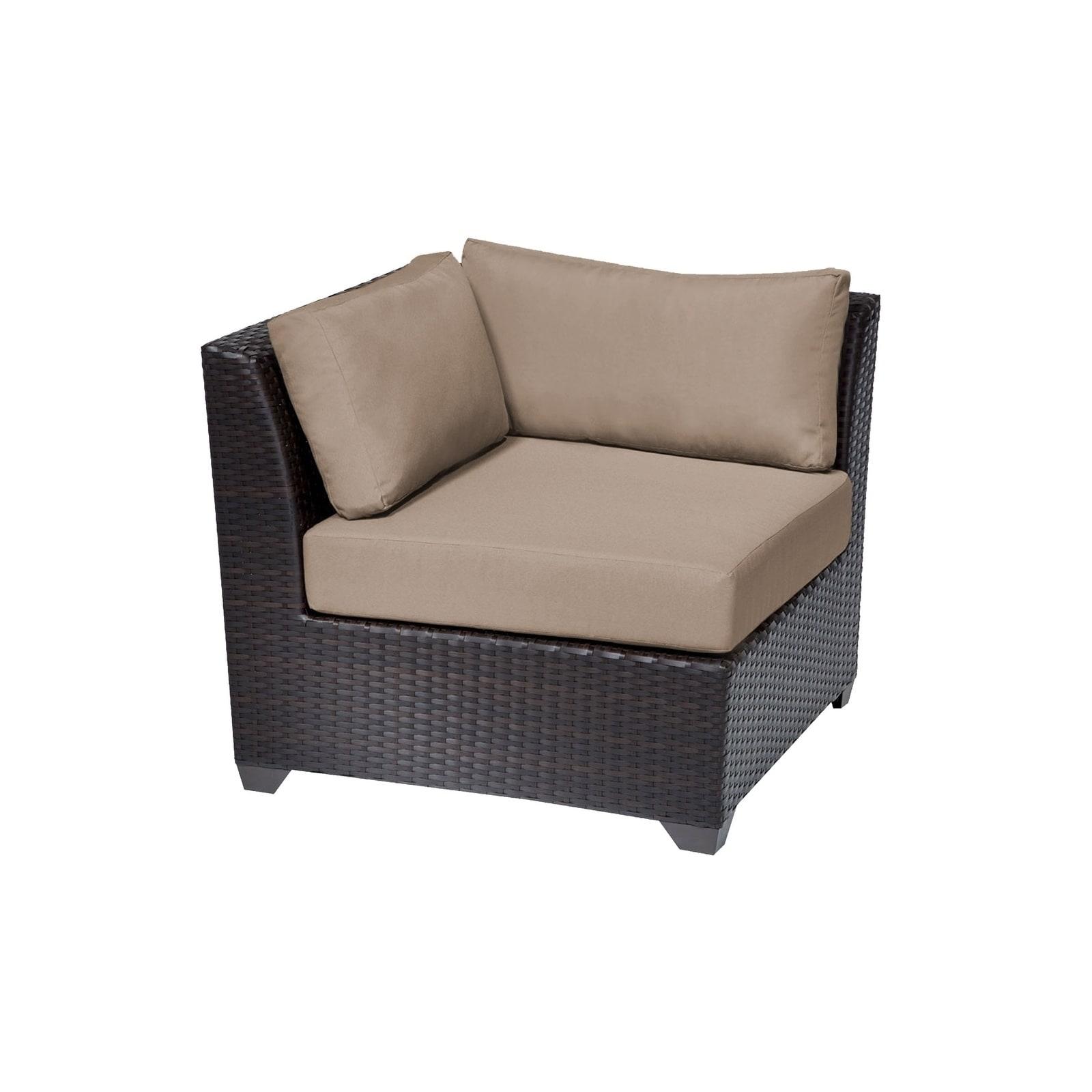 Barbados 11 Piece Outdoor Wicker Patio Furniture Set