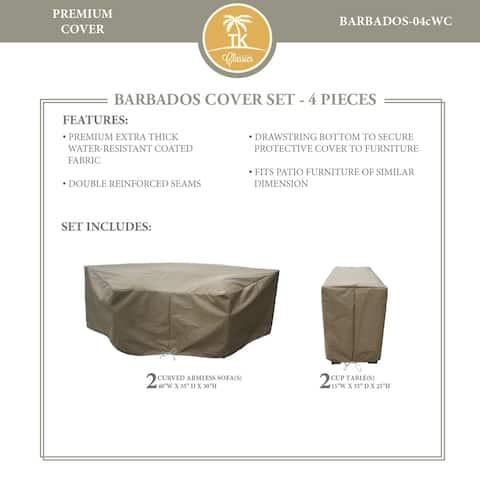 BARBADOS-04c Protective Cover Set