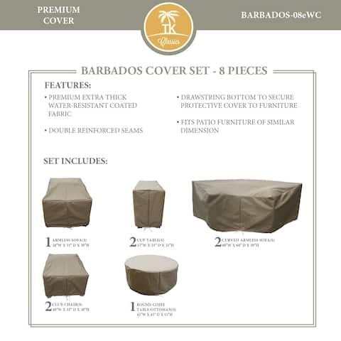 BARBADOS-08e Protective Cover Set