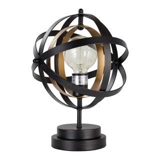 "Link to American Art Decor Black & Gold Metal Desk Lamp 14.5"" Similar Items in Desk Lamps"