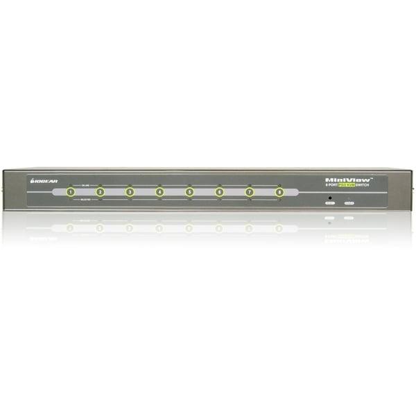 IOGEAR MiniView GCS78 8-Port KVM Switch