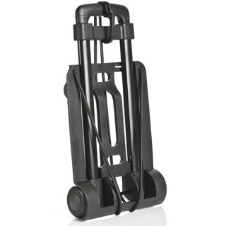 Miami CarryOn Folding Luggage Cart, Trolley Dolly Cart - up to 65lbs