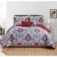 Porch & Den Elford 5-piece Quilt Set