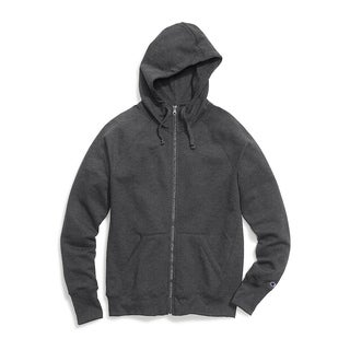 Plus Fleece Full Zip Hoodie
