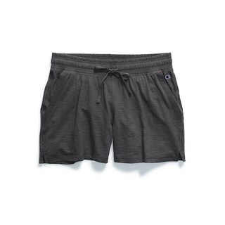 Heathered Jersey Short