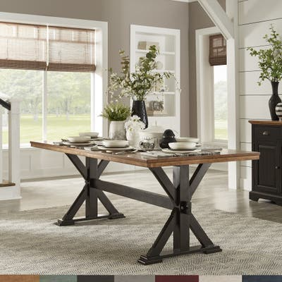 Buy Farmhouse Kitchen & Dining Room Tables Online at ...