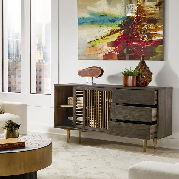 Strick & Bolton Emery Reclaimed Wood Buffet