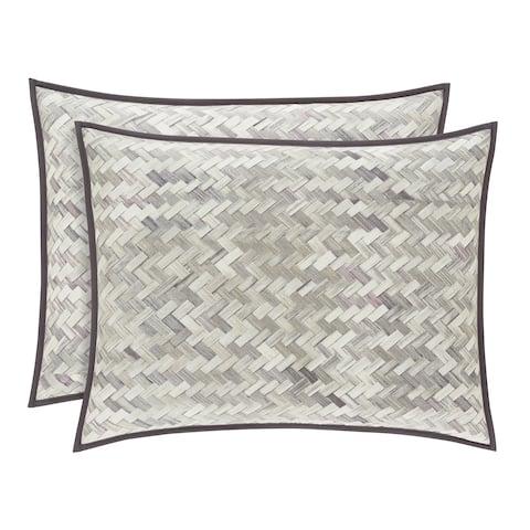 Porch & Den Etruria Twill Cotton Pillow Sham