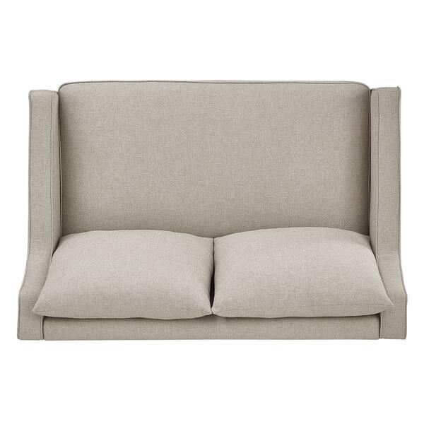 Copper Grove Harzburg Oatmeel Tweed Sofa And Loveseat