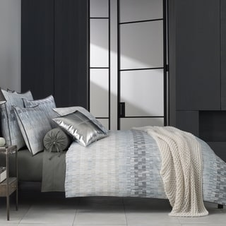 Link to Porch & Den Garlough Twill Cotton Duvet Cover Similar Items in Duvet Covers & Sets
