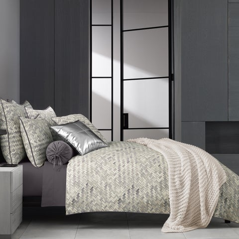 Porch & Den Etruria Twill Cotton Duvet Cover