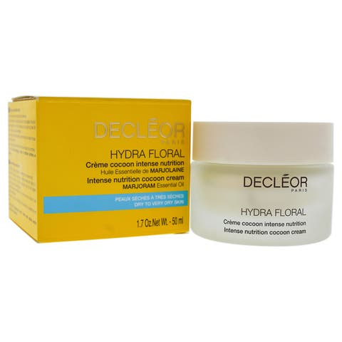 Decleor Hydra Floral Intense Nutrition 1.7-ounce Cocoon Cream