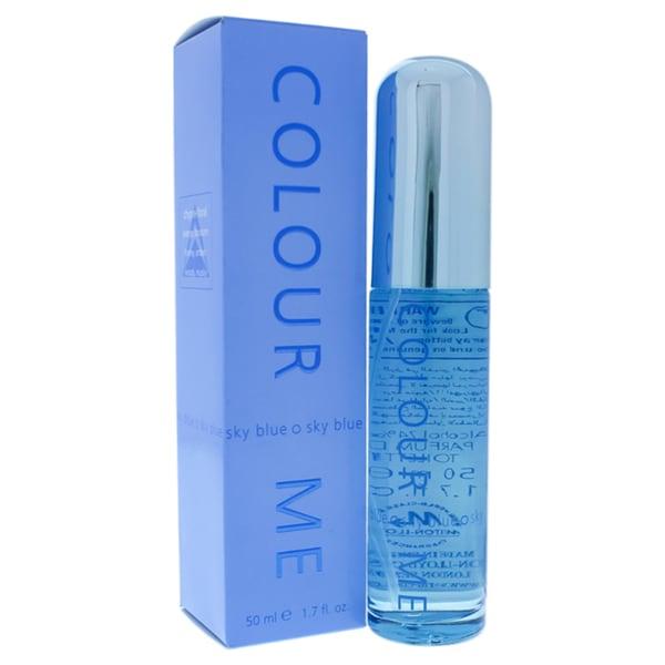Milton-Lloyd Colour Me Femme Sky Blue Women's 1.7-ounce Parfum de Toilette Spray