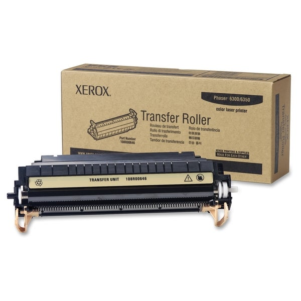 Xerox Transfer Roll For Phaser 6300 and 6350 Color Printers