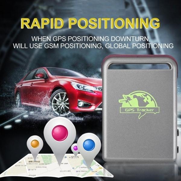 Shop Portable GPS Tracker TK102B GPS SMS GPRS SOS For Ios